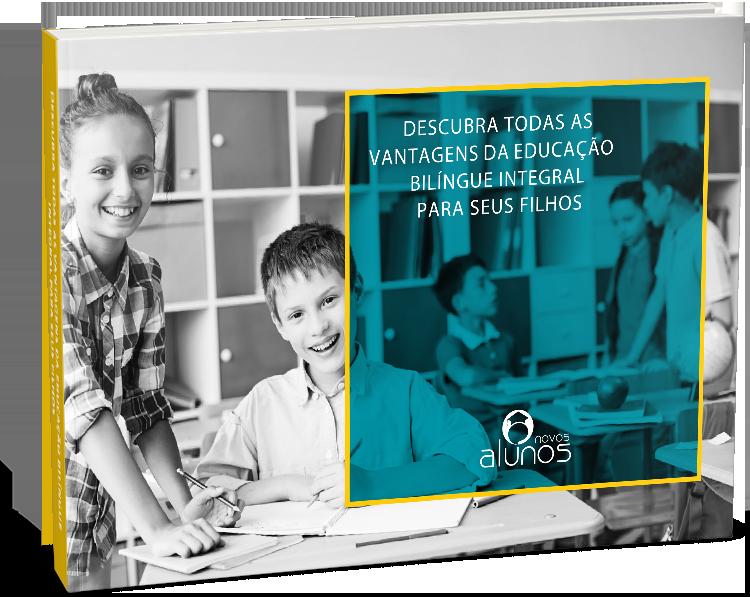 Descubra todas as vantagens da educação bilíngue integral para seus filhos